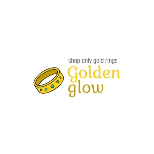 Gold Ring with Diamonds logo