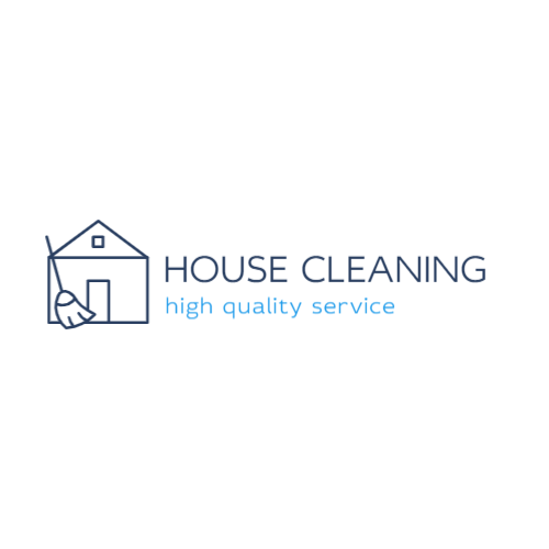 House & Broom logo