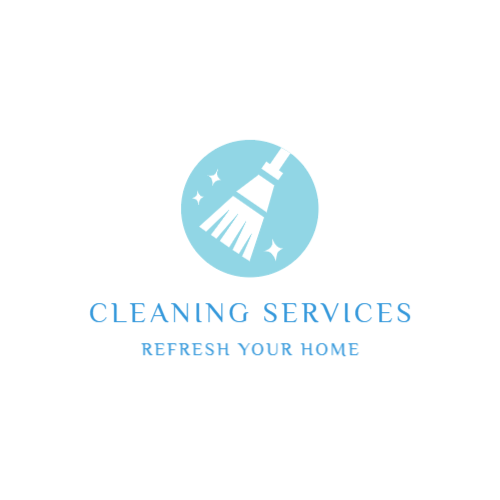 Broom & Soap Bubble logo