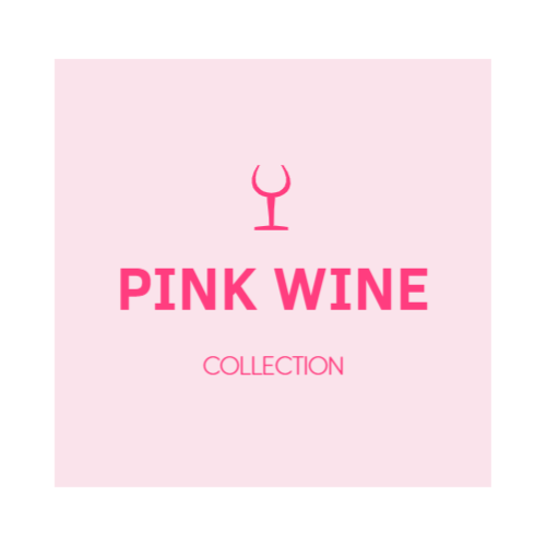 розовое вино логотип