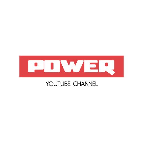 Youtube Channel, Power Logo