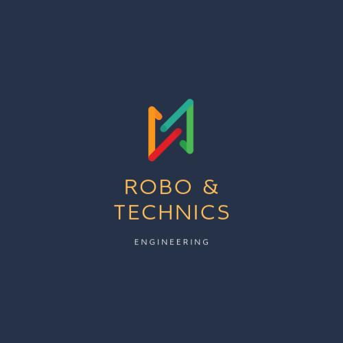 Robo & Technics, Engineering Logo