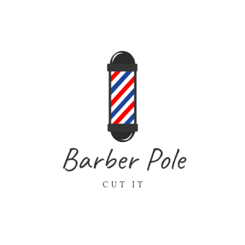 Barber Pole Salon logo