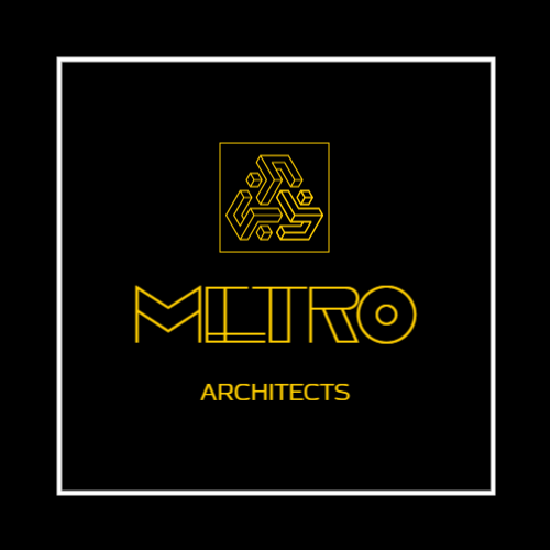 Example logo for a team of architects