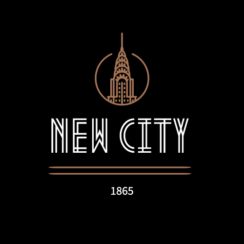 New City, 1865 Logo