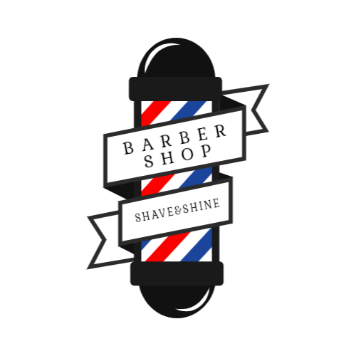 Barbershop unique logo