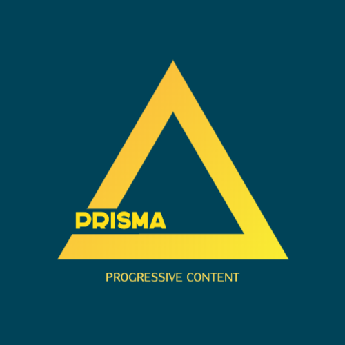 Prisma, Progressive Content Лого