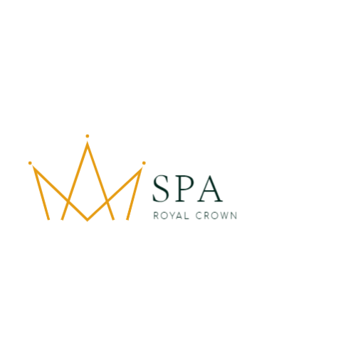 Geometric Crown Luxury logo
