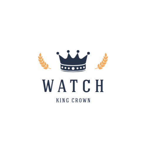Company logo with a king crown