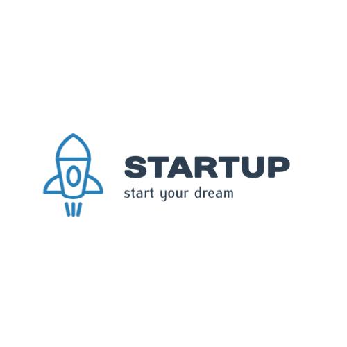 Startup, Start Your Dream Logo