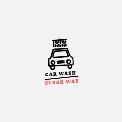 Drawing Black Car logo