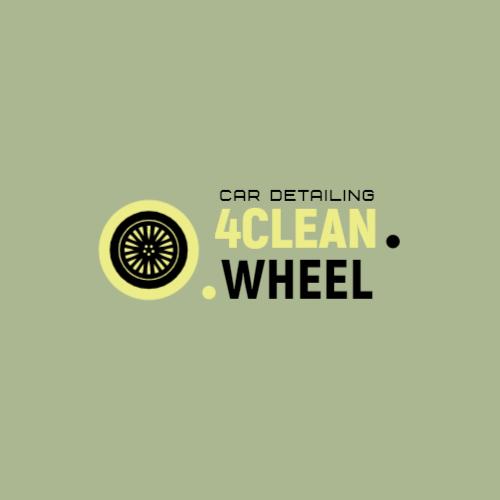 Car Wheel Modern logo