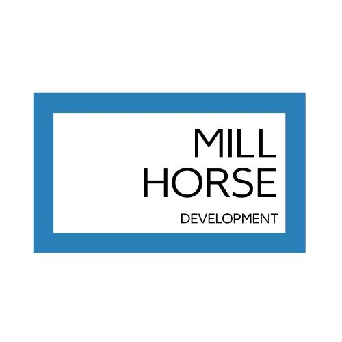Mill Horse, Development Logo