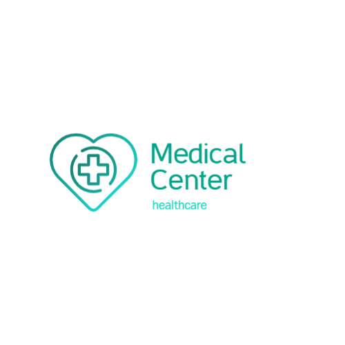 Heart & Medical Cross logo