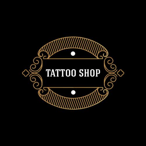 Dark Vintage logo design