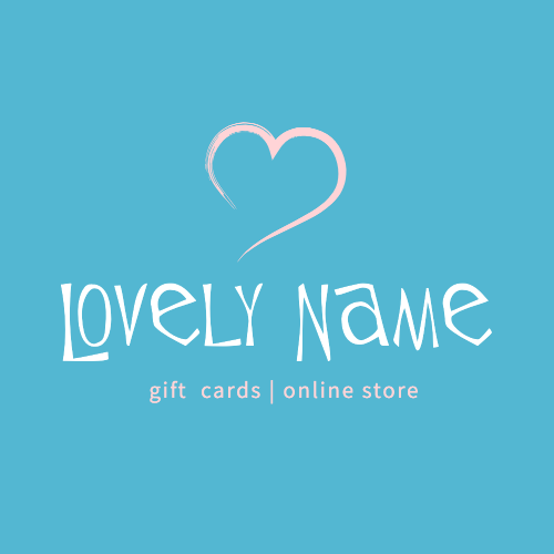 Lovely Name, Gift  Cards   Online Store Logo