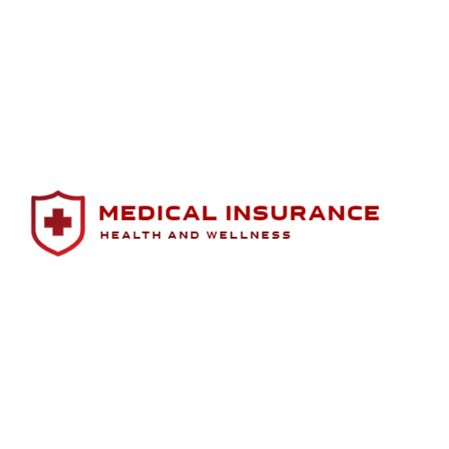 Red Shield and Medical Cross logo