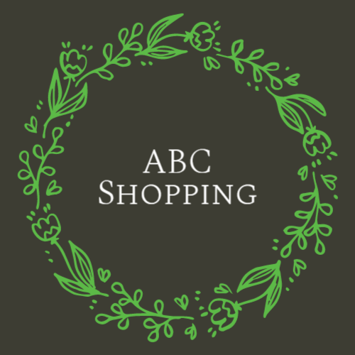 Logo for a store with flowers image