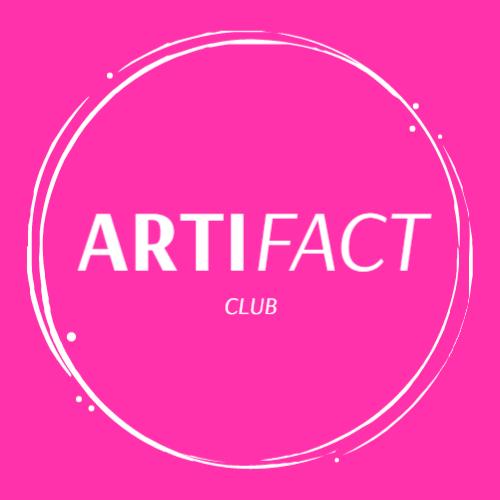Pink logo for beauty salon