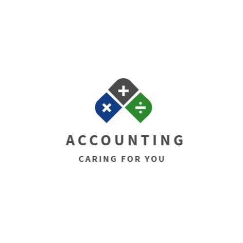 Chartered accountant logo design