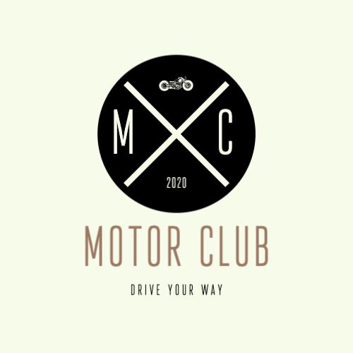 Motor Club, Drive Your Way, 2020 Logo