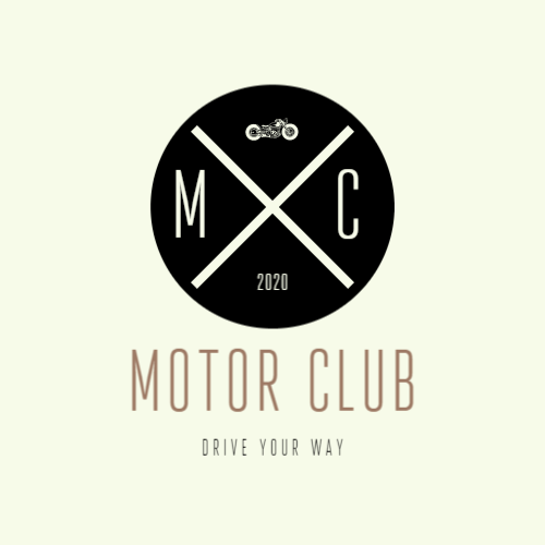 Logo for a motorcycle manufacturer