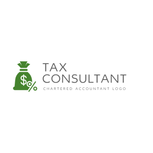 Personal tax consultant logo