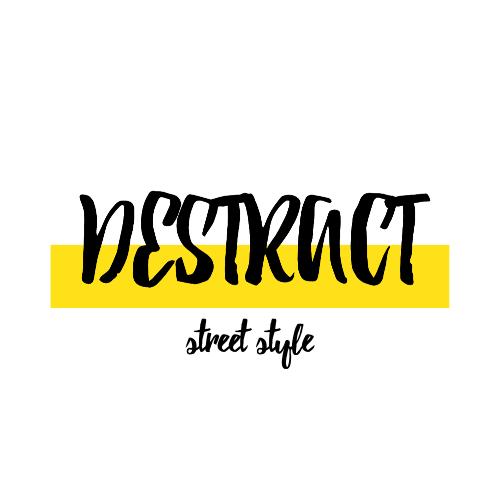 Destract, Street Style Logo