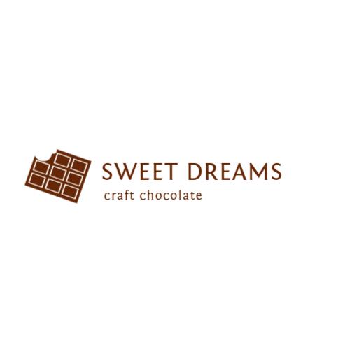 ремесло шоколадный логотип