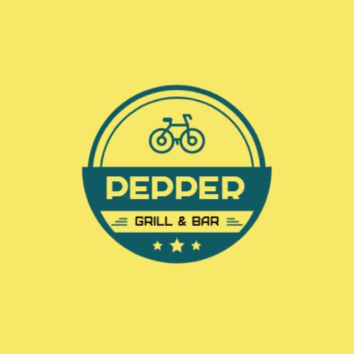 велосипедный бар логотип