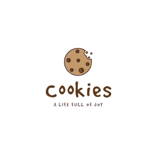 Brand of the manufacturer of cookies logo