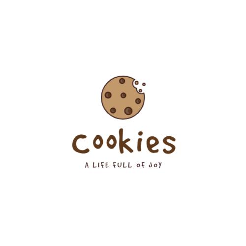шоколадное печенье логотип