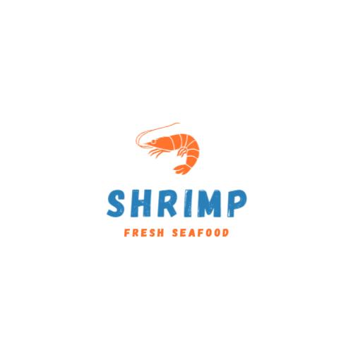 креветки морепродукты логотип