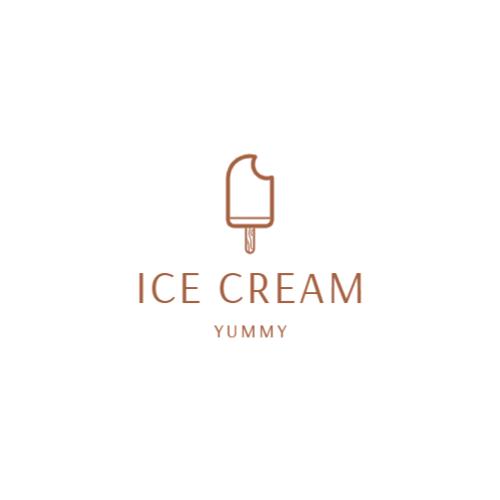 Ice Cream Popsicle logo