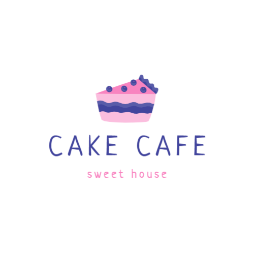Pink Piece of Cake logo