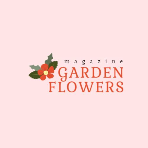 Garden Flower Pink logo