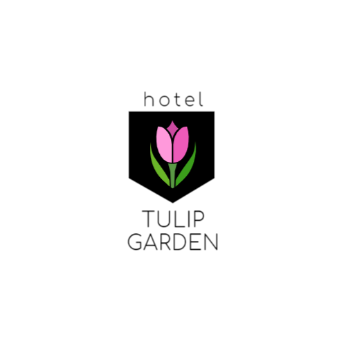 Tulip & Polygon logo
